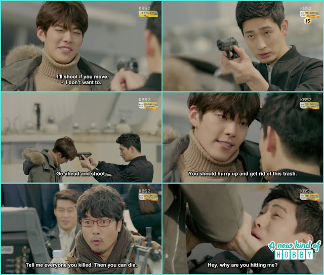 joon young hit joon ho at the shooting for noh eul - Uncontrollably Fond - Episode 13 Review