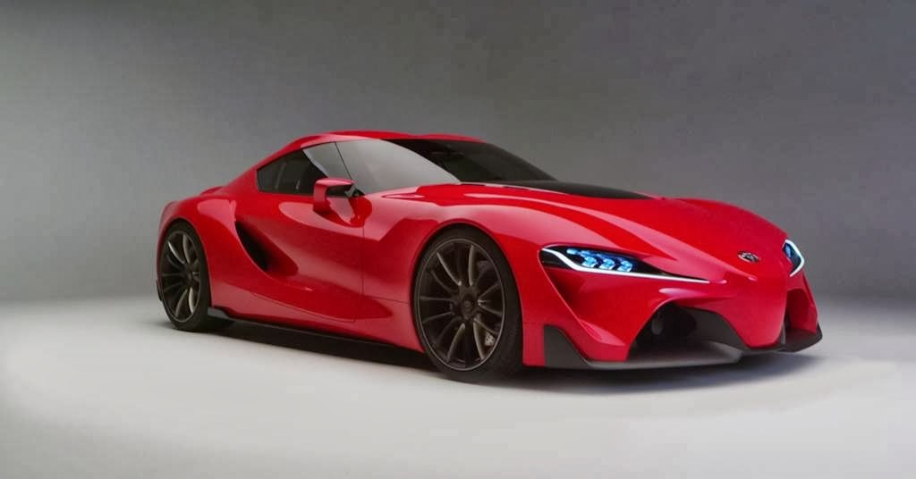 Responding To Akio Toyodau0027s Call For More Design Revolution And More  Heart Pounding Design At Toyota, The Japanese Carmaker Launched The U201cFuture  Toyota 1u201d ...