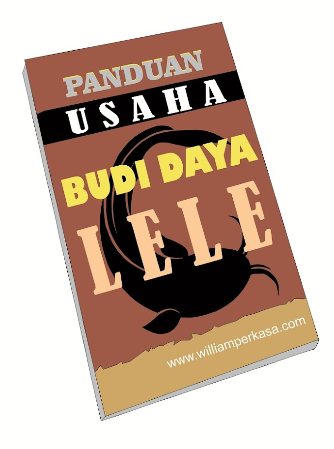 Dapatkan E-BOOK Panduan Usaha Budidaya Lele