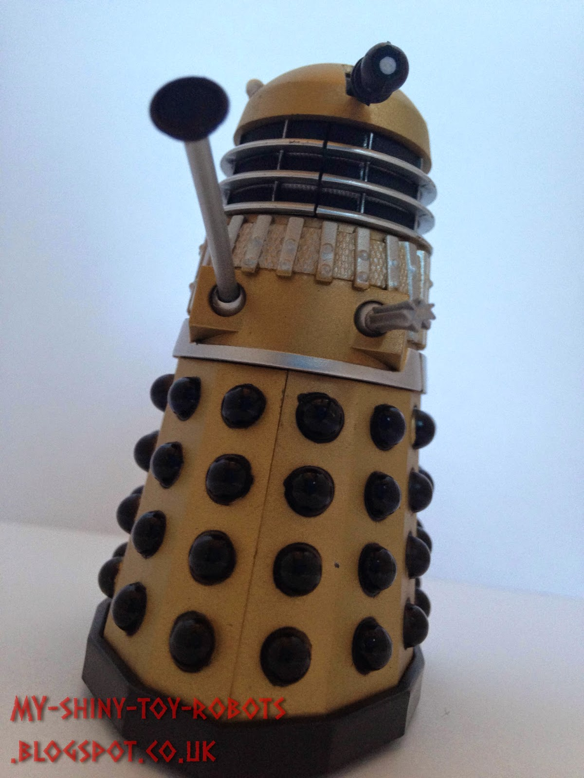 More Gold Dalek