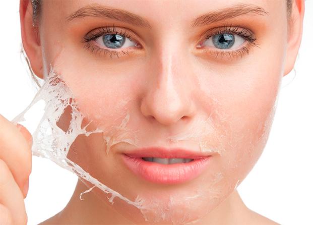 Tres sesiones de peeling iluminador facial