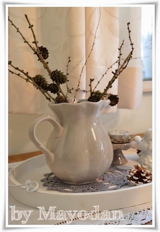 winterliche deko oder die zeit nach weihnachten mayodans. Black Bedroom Furniture Sets. Home Design Ideas