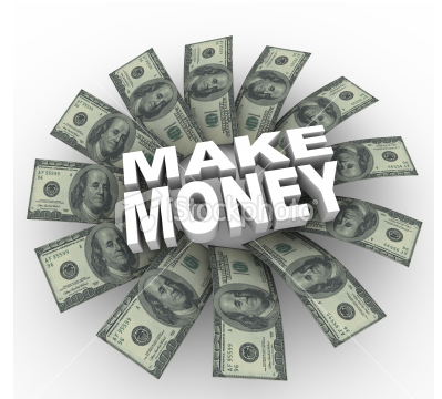 money and make money online