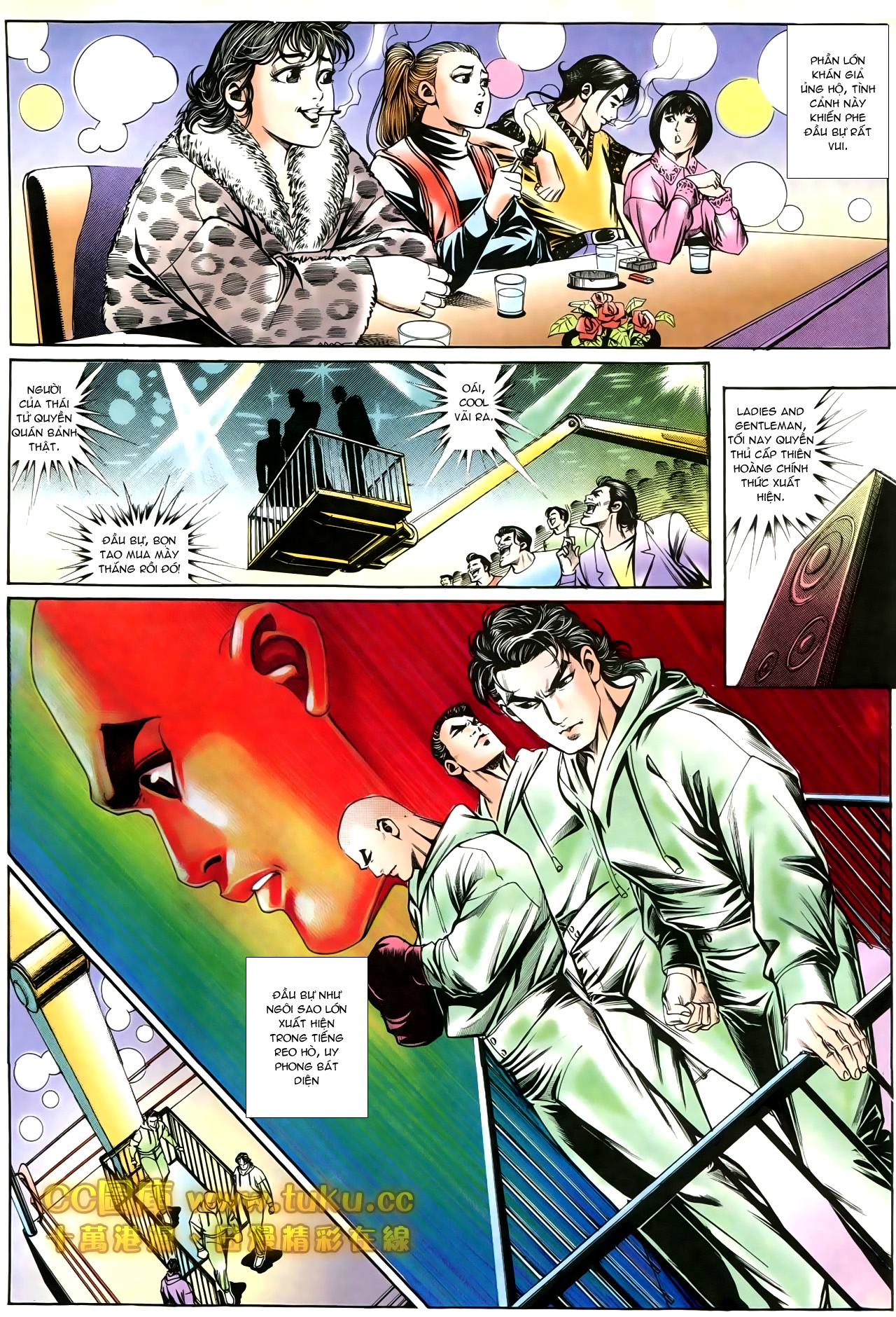 Người Trong Giang Hồ chapter 194: ngờ vực của đại phi trang 26