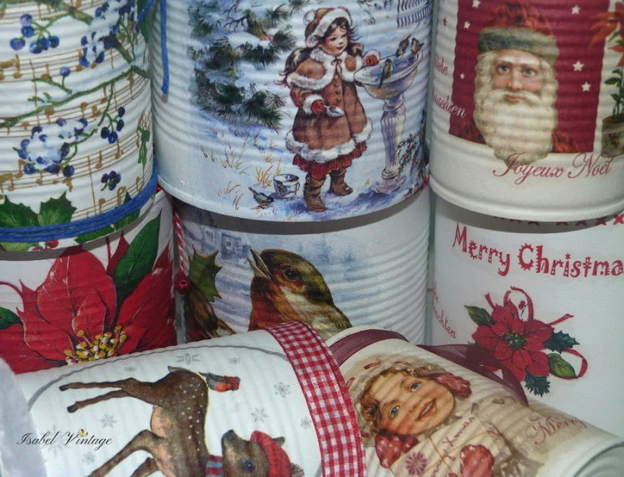 latas-navidad-decoradas