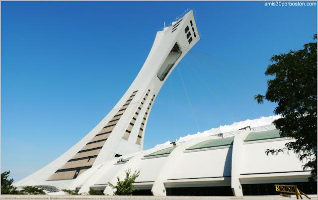 Parque Olímpico de Montreal: Torre