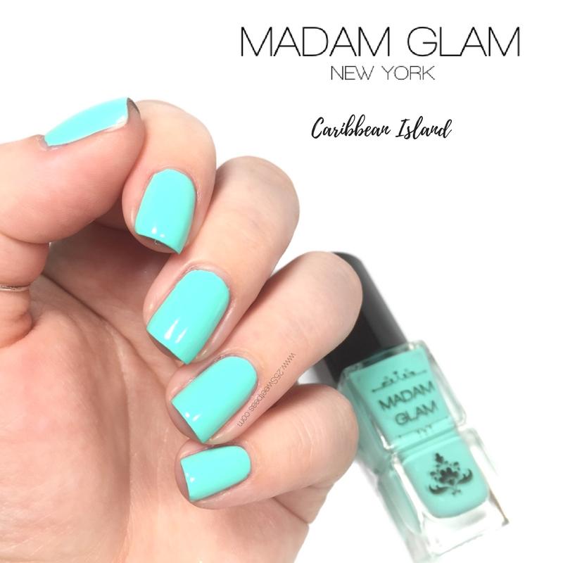 Madam Glam Caribbean Island