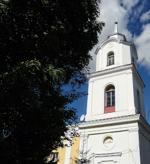 Житомир. Кафедральный собор св. Софии. 1751 г. Колокольня