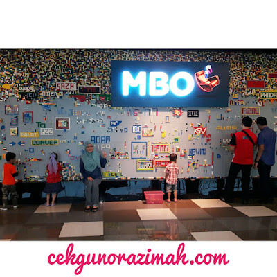 citta mall, Mr Dakgalbi, Mr Dakgalbi yang terletak di Citta Mall, iDiscovery World, MBO Citta Mall