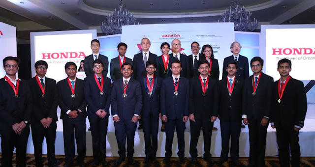 10th Honda Young Engineer and Scientist's Award Announced