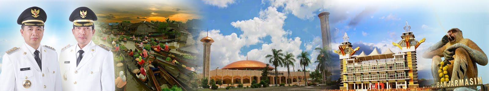 Bagian Organisasi Sekretariat Daerah Kota Banjarmasin