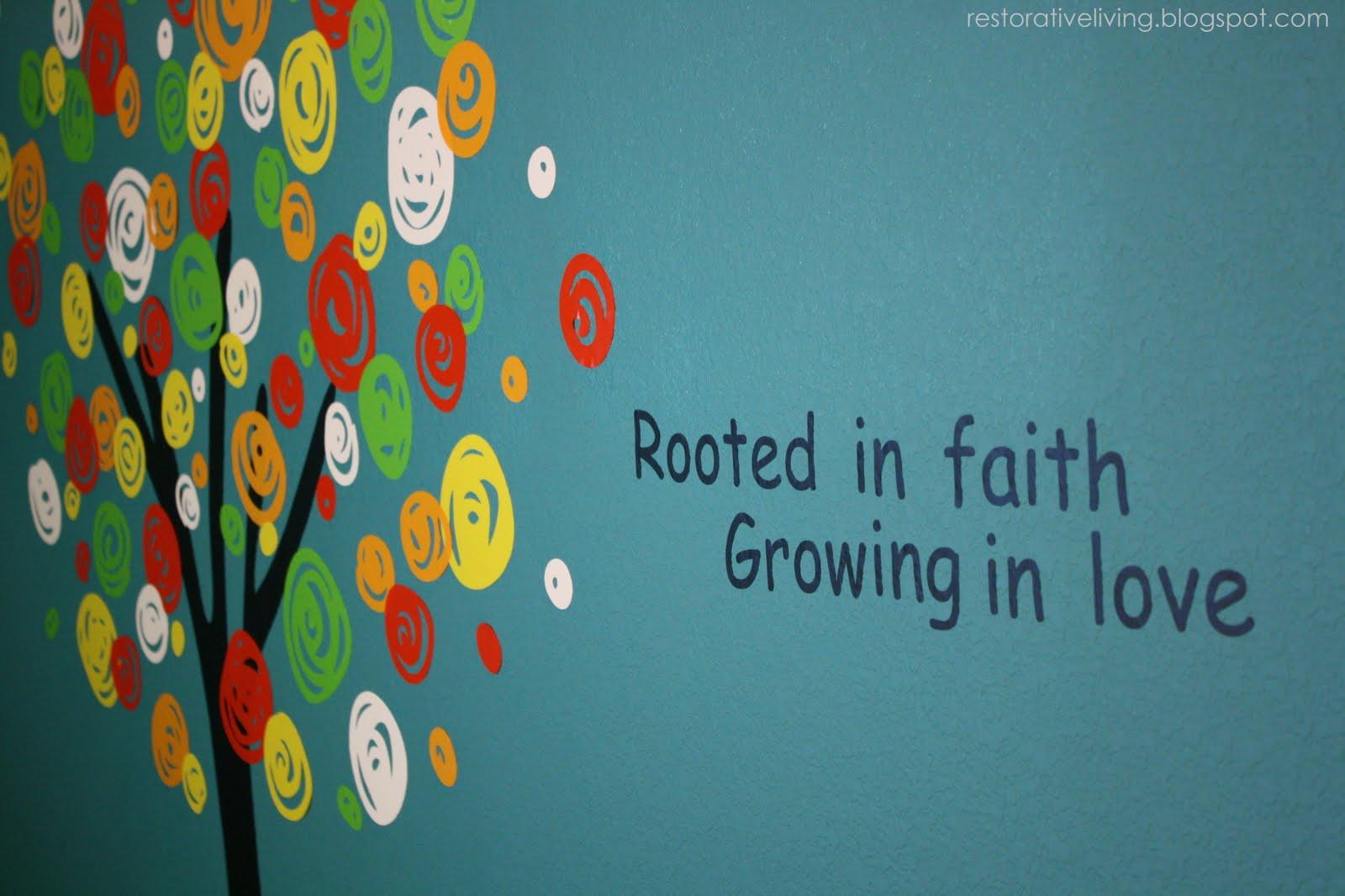 Sunday school wall murals - chefhorizon.com