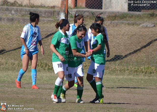 Fotos | 2017 | Fecha 13 El Chañi-La Viña 4-1 Gimnasia | Fútbol Femenino