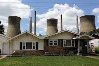 West Virginia, home to the John Amos coal plant, is one of the states celebrating the hold put on the Clean Power Plan. (Credit: Reuters) Click to Enlarge.