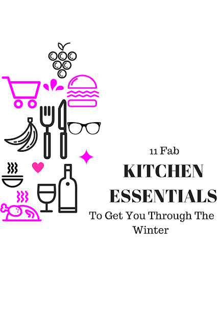11 Fab Kitchen Essentials To Get You Through The Winter | www.eatingfabulously.com