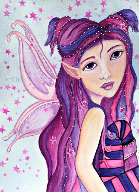 Fairy Nicolette