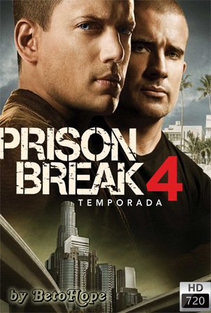 Prison Break Temporada 4 [720p] [Latino-Ingles] [MEGA]