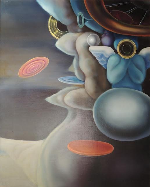 José Canes Solé pintura surrealista