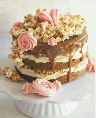 Cookiepoppari-kakku