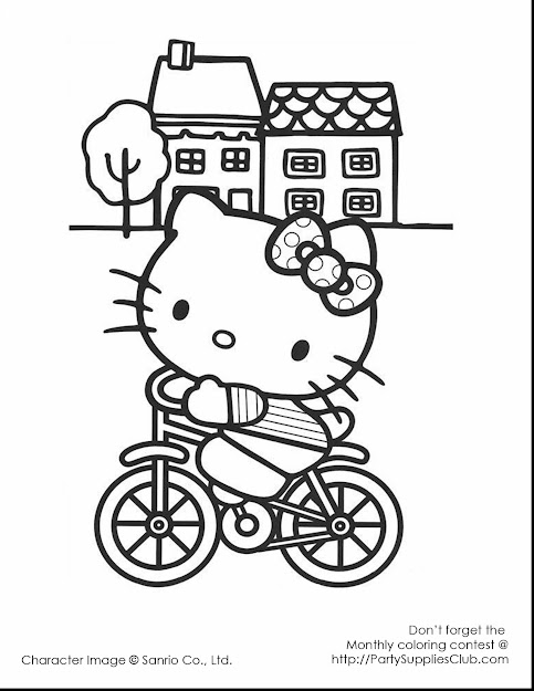 Astounding Hello Kitty Coloring Pages With Hello Kitty Christmas Coloring  Pages