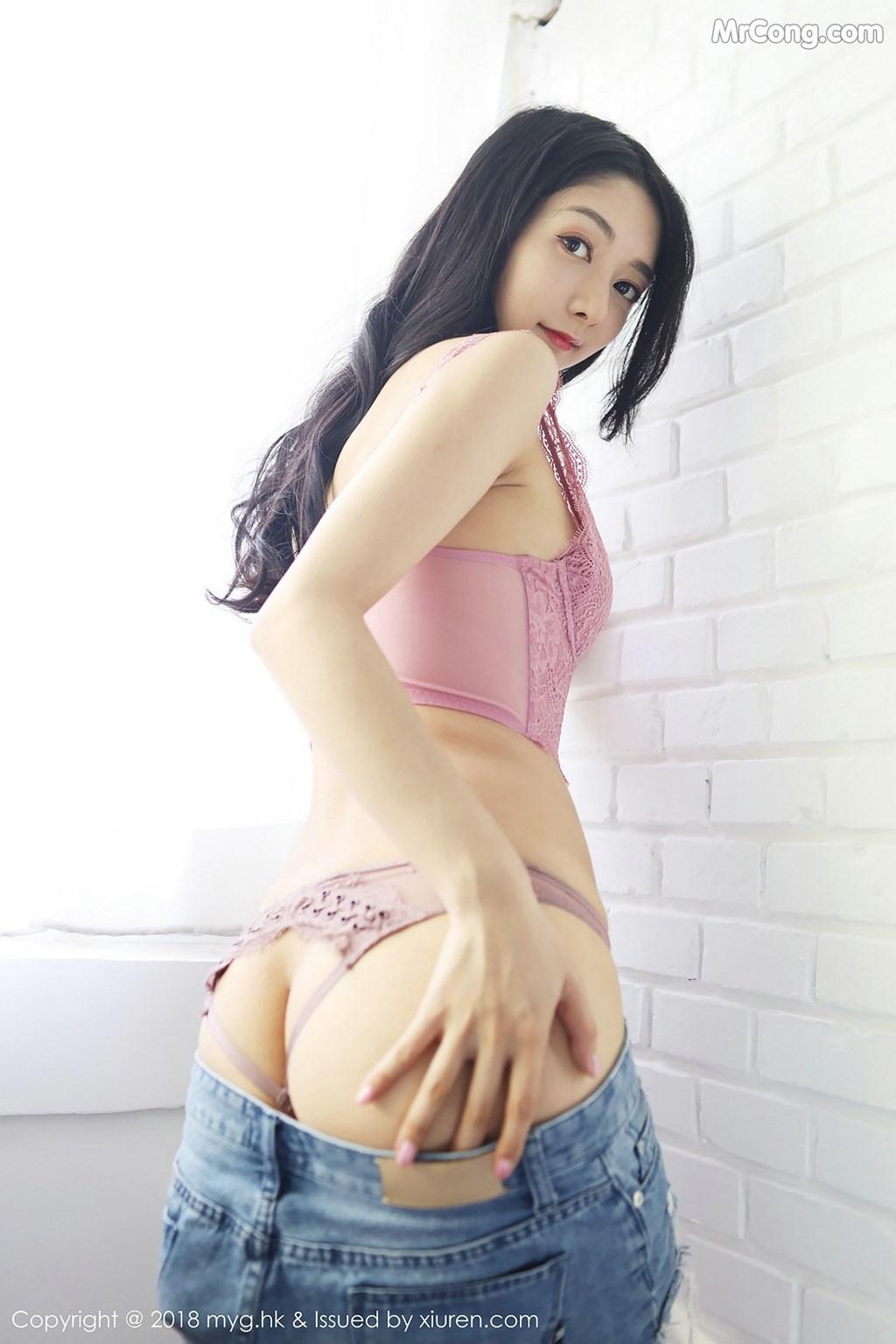 Image MyGirl-Vol.322-Xiao-Reba-Angela-MrCong.com-006 in post MyGirl Vol.322: Người mẫu Xiao Reba (Angela小热巴) (55 ảnh)