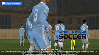 Update DLS 17 Mod Lazio to the Latest Version v4.03 Apk + Data