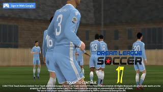 Update DLS 17 Mod Lazio to the Latest Version v4.03 Apk + Data
