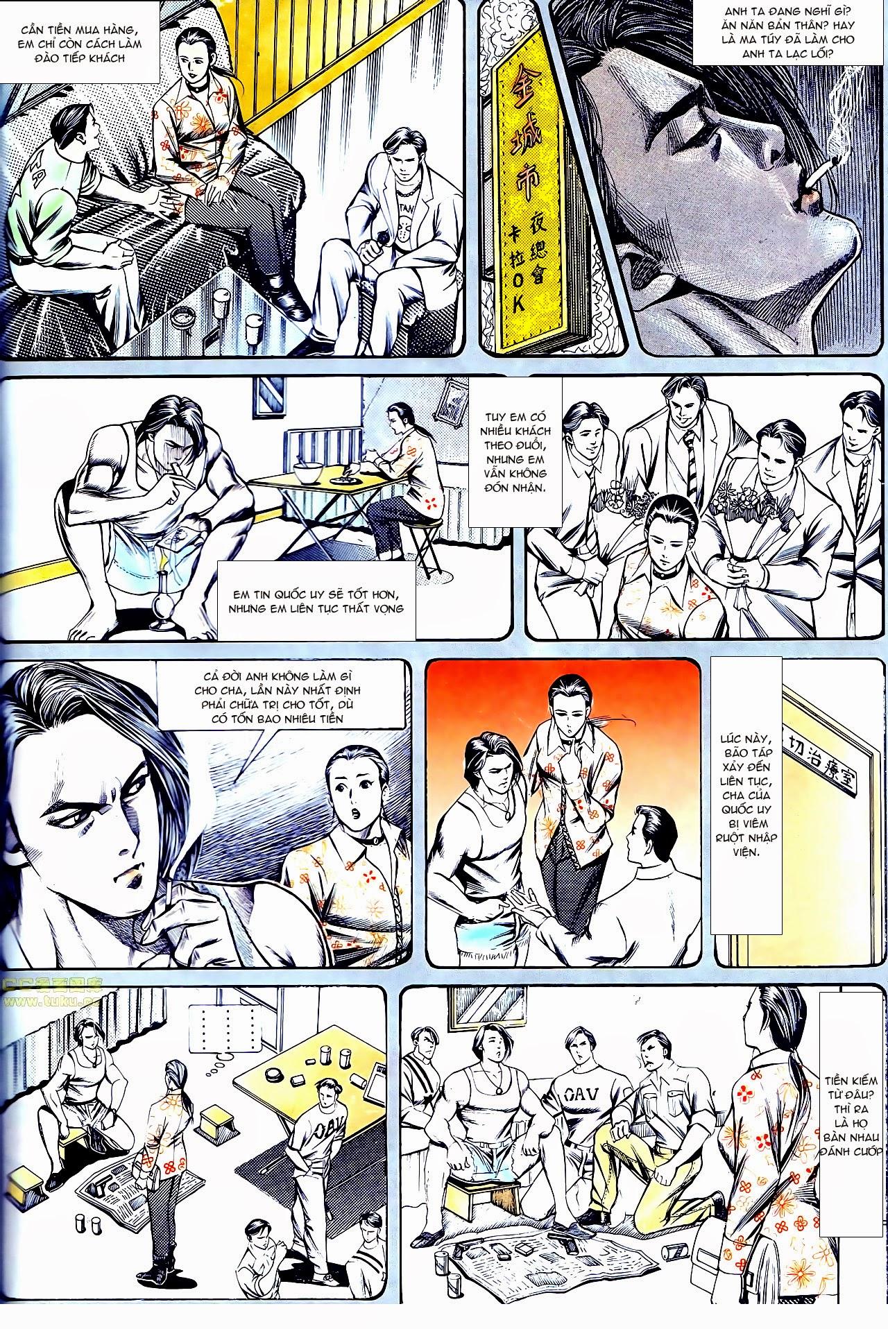 Người Trong Giang Hồ chapter 134: tấn công bảo nhi trang 29