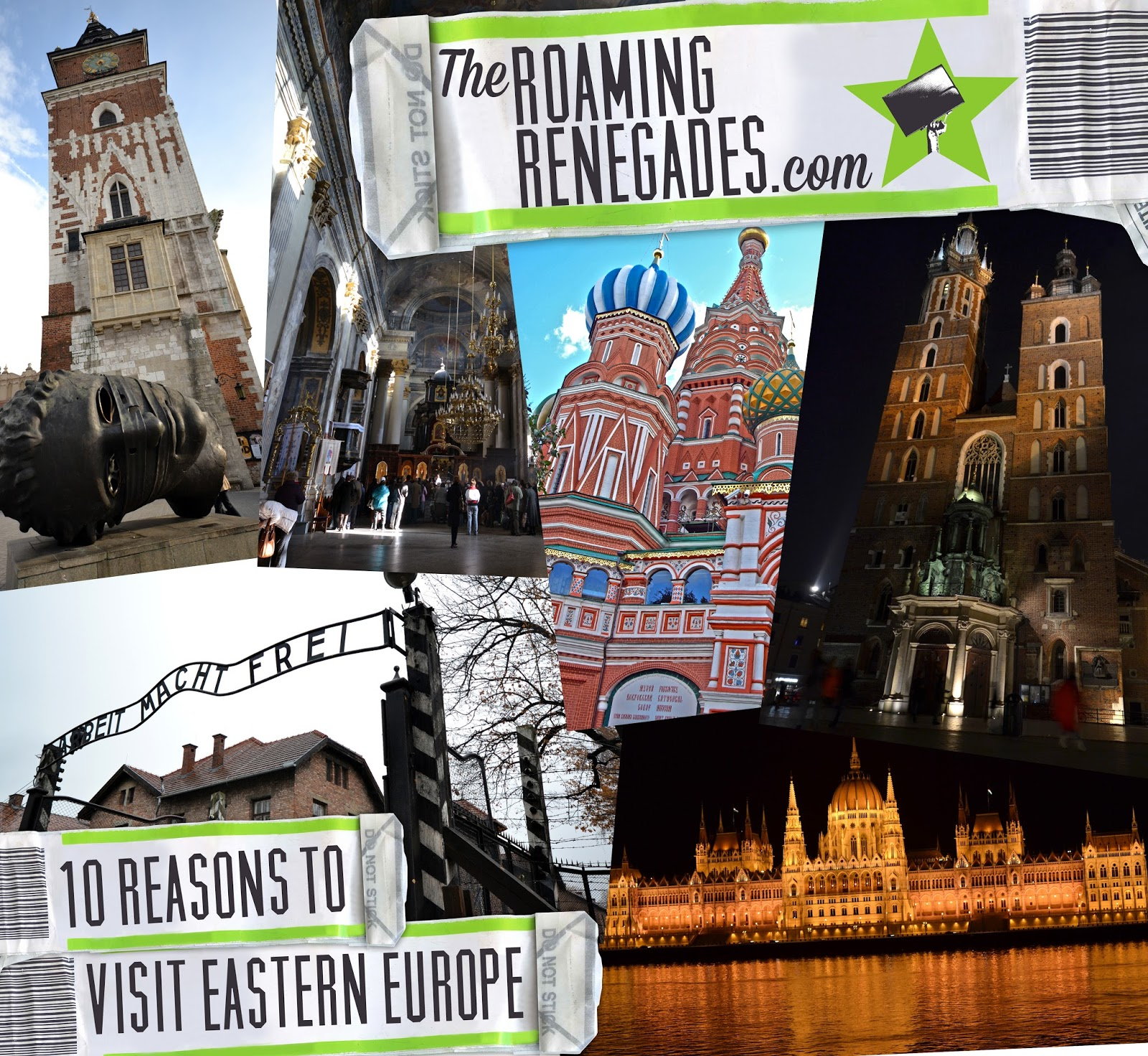 10 Reasons to visit Eastern Europe