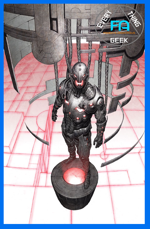 Read Age of Ultron Online Free