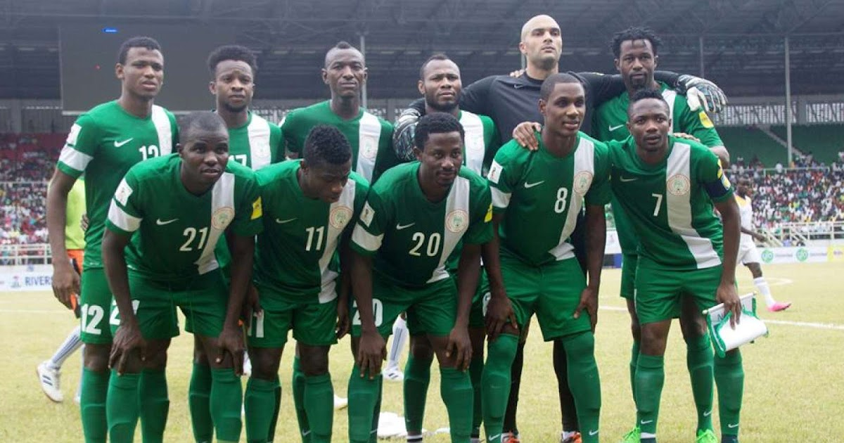 Image result for Super Eagles shift focus to Cameroon clash