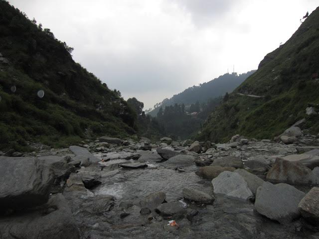 trek bhagsu