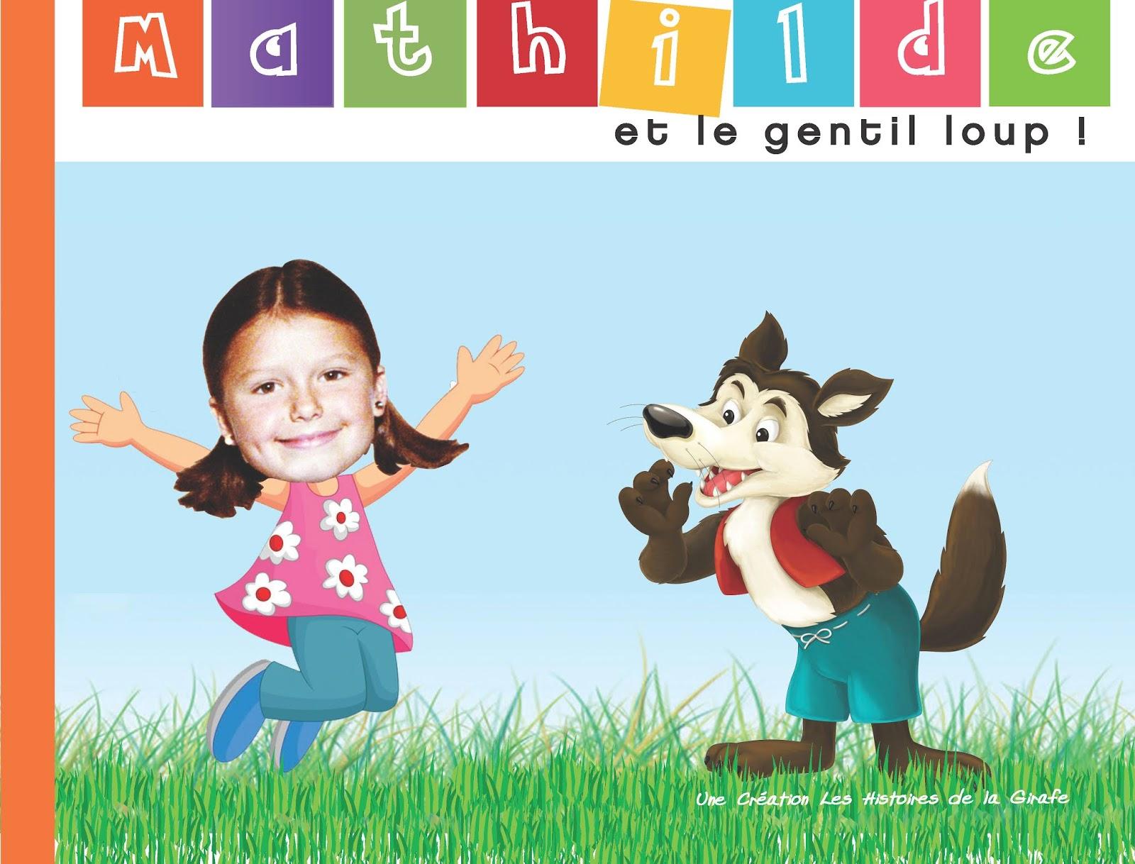 Livres Personnalises D Enfant Les Histoires De La Girafe