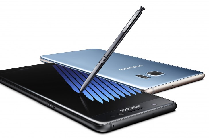 Samsung Galaxy Note7 specifications and official price