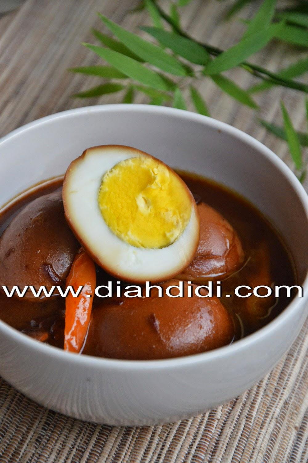 Bumbu Telur Semur : bumbu, telur, semur, Didi's, Kitchen:, Telur, Bumbu, Petis