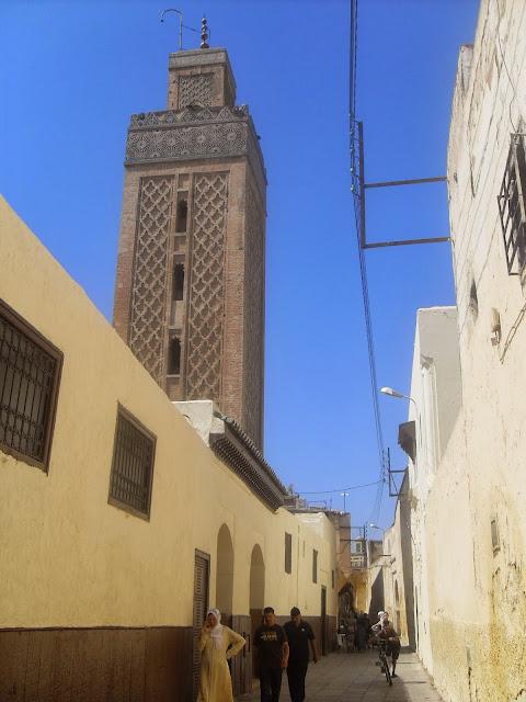 Gran mezquita Fez el jedid