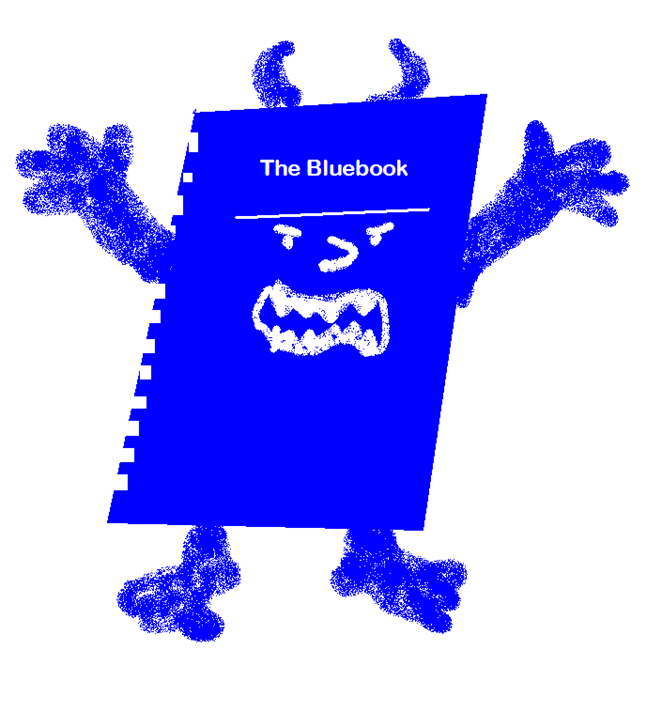 Gallagher Blogs Prof Ziff Reflects On The Bluebook
