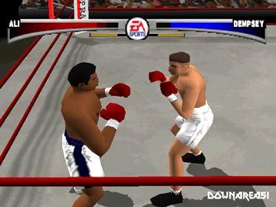 Knockout Kings PSX