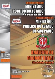 Apostila Concurso MPSP