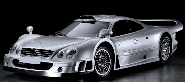 The 10 Fastest Mercedes Models of All Time