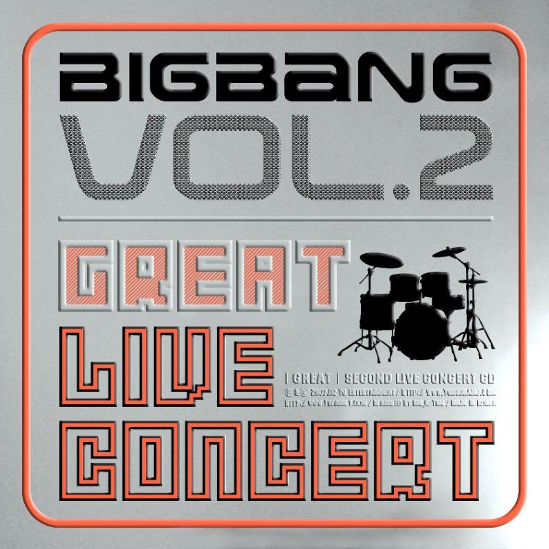 BIGBANG – The Great Vol.2 (Second Live Concert)