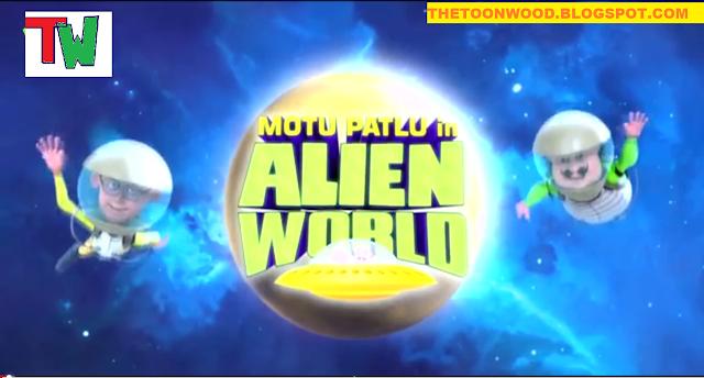 Alien World – Motu Patlu (2016) Hindi Full Movie HDRip