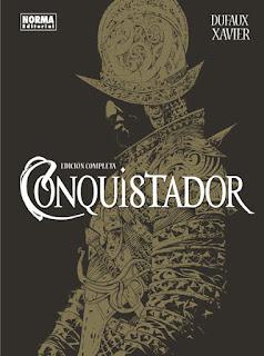 Conquistador. Edición completa