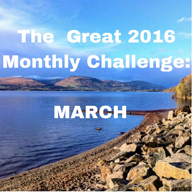 The Great Monthly Challenge: March