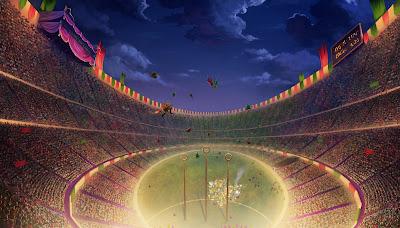 Lo stadio d'oro (Momento 1)