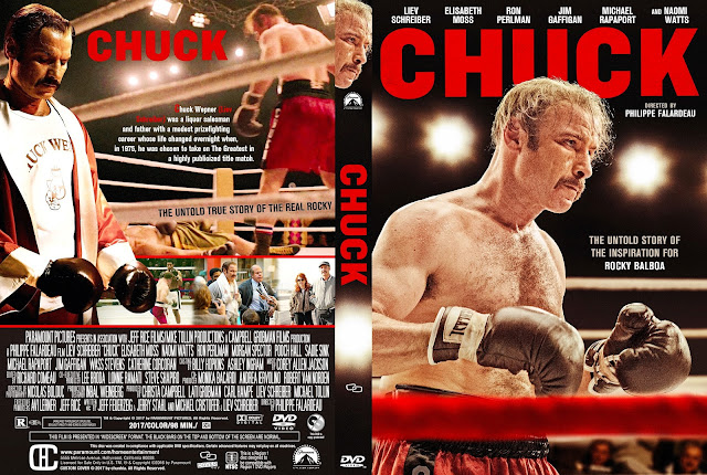 Chuck ( The Bleeder) DVD Cover