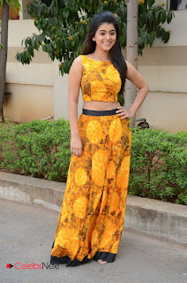 Actress Yamini Bhaskar Pictures at anic First Look Launch  0123.JPG