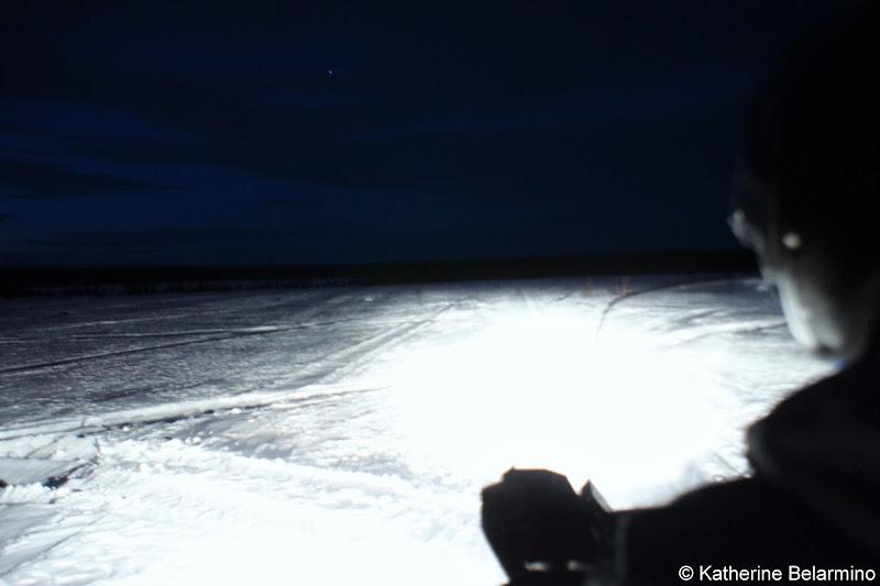 Snowmobiling with Kiruna Guidetur Outdoor Winter Activities in Sweden's Lapland