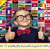 كورسات تعلم اللغة الانجليزية والفرنسية والإيطالية و15 لغة اخري مجانا