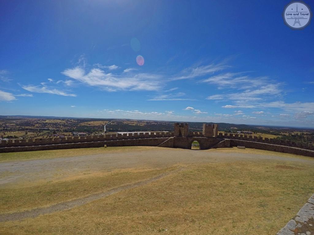Castelo de Arraiolos Portugal
